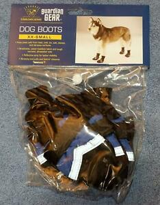 Dog Boots - Guardian Gear Pet Dog Boots - Blue-XX Small NEW