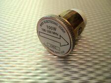 Bird 43 Thruline WattMeter Element 100W 100C 100-250MHz