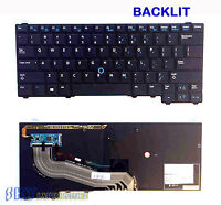 NEW Original Dell Latitude E5440 Keyboard US Mouse Pointer Backlit Backlight US