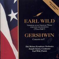 eorge Gershwin - Wild: Doo-Dah Variations/Gershwin: Concerto in F [CD]