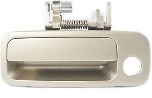 Front Left Driver Outside Door Handle for 1997-2001 Toyota Camry 4M9 Gold