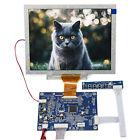 VGA input LCD controller board 8inch AT080TN52 EJ080NA 05A 800x600 lcd screen