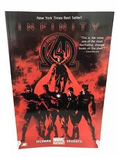 New Avengers Volume 2 Infinity Collects (2013) #7-12 Marvel Comics TPB New