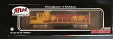 ATLAS 10 001 789 TRAINMAN GOLD GP39-2 Ph2 SANTA FE #3669 DIESEL LOCOMOTIVE