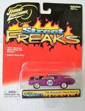 JOHNNY LIGHTNING STRADA Freaks 1972 PLYMOUTH ROAD RUNNER