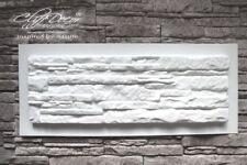 * 24 plastic molds *CALIBRA* for concrete veneer wall stone stackstone tiles DIY