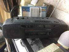 THOMSON Radio Stereo 2 Twin Double Cassette Tape Player Recorder TM7700