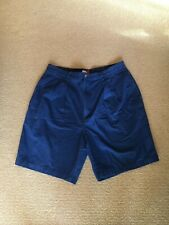 Men's Tommy Hilfiger Blue Shorts, Size 38 Gently Used