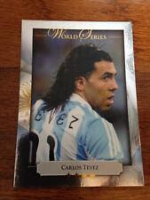 2014 Futera World Series Limited Soccer Card - Argentina TEVEZ Mint