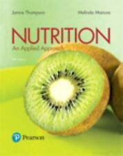 Nutrition: An Applied Approach Plus Mastering Nutrition with MyDietAnalysis wit