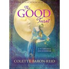 The Good Tarot 78 Card Deck and Guidebook 2017 Colette Baron-reid Spirituality