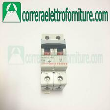 Interruttore magnetotermico 1P+N 10A 4,5KA BTICINO F81NA/10