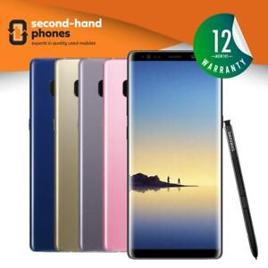 Samsung Galaxy Note 8 SM-N950F 64GB Unlocked 4G Android SmartPhone All Colours