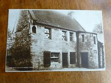R136 The Fair Maids House PERTH Postcard c1924 Sir Walter Scott Valentines Day
