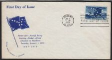 1959 Airmail C53 Alaska FIRST CACHET Totem Press
