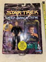 "Playmates 1993 Star Trek Deep Space Nine Chief Miles O' Brien 5 "" Action Figure!"