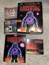 Vintage Macintosh Game- The Journeyman Project 2: Buried in Time (CD-ROM, 1995)