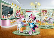 Fototapete Disney Minnie Maus Daisy Duck Kinder 255x180cm + KLEISTER   FTDs 1926