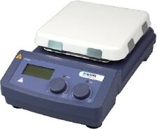 NEW Scilogex Digital LCD Magnetic Hotplate Stirrer w/ Ceramic Glass Plate