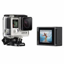 (Ex+)[Domestic Regular Goods] Gopro Wearable Camera Hero4 Silver Edition