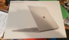 NEW Microsoft Surface Laptop 13.5'' (256 GB, Intel Core i5 7th Gen., 8 GB) Plat.