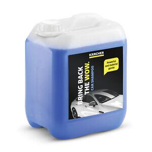 KÄRCHER original Auto Motorrad Shampoo Reinigungsmittel 5L, 6.295-360.0