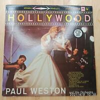 Columbia Hollywood Paul Weston And His Orchestra Stereo LP Records CS8042