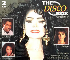 Compilation 2xCD The Disco Box - Volume 2 - Europe (M/EX)