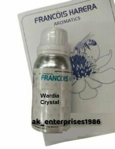 Aromatics Concentrated Oil Classic Odour Wardia Crystal By Francois Harera