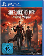 Sony PS4 Playstation 4 Spiel * Sherlock Holmes: The Devil´s Daughter * Devils **