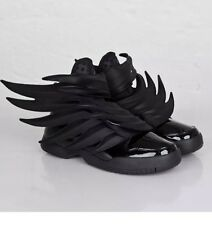 NEW Adidas Jeremy Scott JS Wings 3.0 shoe black Dark Knight Originals 8 NO BOX