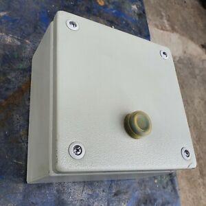 Schaltkasten, Verteilerschrank, Steuerungskasten Elektronik Relais Elektroteile