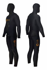3MM TITANIUM LINED 2 PIECE FREEDIVING SPEARFISHING WETSUIT