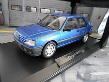 PEUGEOT 309 GTI 16 GTI16 16V blau blue miami 1991 Norev NEU 1:18