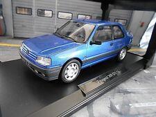Peugeot 309 GTI 16 gti16 16v azul Blue Miami 1991 norev nuevo 1:18