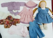 BEAUTIFUL Cloth Doll with CLOTHING