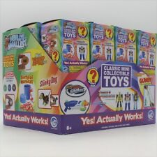 Worlds Smallest Classic Novelty Toy Blindbox Series 4 - 1 Count