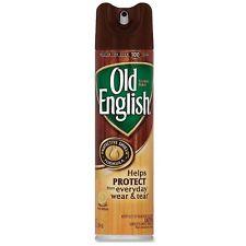 Old English Furniture Polish Spray, Lemon 12.50 oz