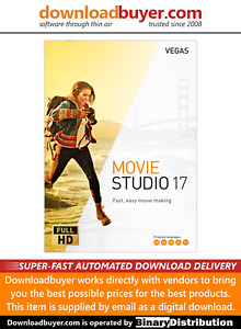 MAGIX VEGAS Movie Studio 17 - [Download]