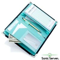 Sonic Server 5x8 Double Magnetic Pocket Server Book Organizer Waiter Waitress