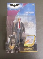Coin Blast Two-Face 2008 THE DARK KNIGHT Mattel MOC