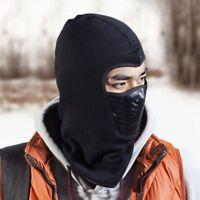 Fashion Fleece Thermal Balaclava Sports Motorcycle Bike Ski Face Mask Hat Warmer