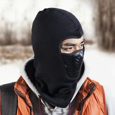 Thermal Fleece Warm Face Mask Scarf Hat Snowboard Winter Outdoor Windproof Ski