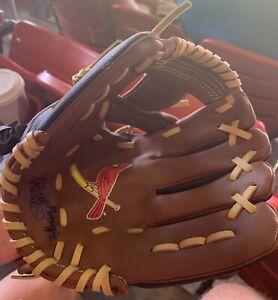 St. Louis Cardinals SGA Rawlings Kids Baseball Glove 8/1/2021 —Unused