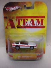Hot Wheels la un equipo 'años 80 Corvette