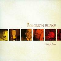 Solomon Burke : Like a Fire CD (2008) Highly Rated eBay Seller Great Prices