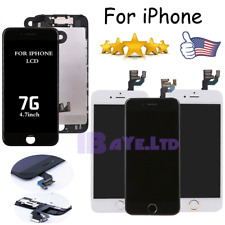 US Touch Screen LCD Display Digitizer Replacemen For iPhone 6 6s Plus 7 + Button