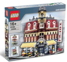 BRAND NEW Lego CAFE CORNER 10182 IN SEALED BOX Modular Building Set HOTEL