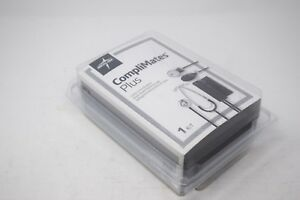 Medline Compli-Mates Aneroid Sphygmomanometer + Dual Head Stethoscope Kit Black