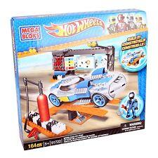 MEGA BLOKS 91722 Hot Wheels Speed Race Pit Stop Autowerkstatt Bausteine-Set